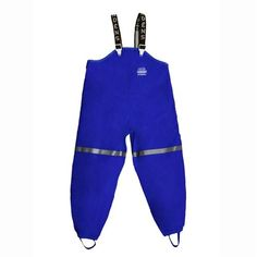 Designed for the wee little ones who wish to be equipped just like the parents. Commercial design for young children. Rain Pants, Kids Pants, Blue Rain, Bib Overalls, School Shopping, Rain Wear, Pattern Fashion, Pajama Pants, Sweatpants