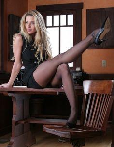 Teresa May In Leg Sex 58