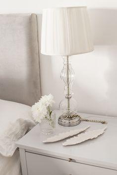 Mesa de luz y velador by OliviaD http://www.oliviad.com.ar/Productos/Dormitorio