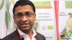 @CocofinaCoconut at @ImbibeUK 2014 - Interview with Chief Nut