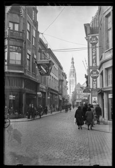 Eindstraat 1933