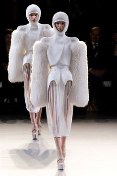 Look for this in the fall ... yes this is a real fashion ... gross