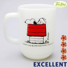 Snoopy Mug-I had this. It broke :( Must find another one!