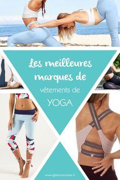 Vêtements de yoga : trouvez votre tenue parmi ces 15 meilleures marques Mode Yoga, Yoga Pilates, Poses, Yoga Meditation, Yoga Fitness, Workout, Relaxation, Attraction, Dressing