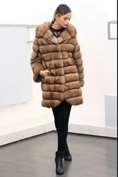 Create your own fur style... Russian sable fur coat @anandco #furonline #FurFashion #Barguzinsky #Russian #Sable #fur #SOJUZPUSHNINA #furfashion  #мех #мода #luxury #luxus #furstyle