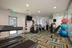 Stick to your goals in our newly renovated, state-of-the-art center!