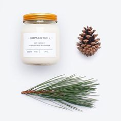 Our Cedar and Pine candles are made from the finest soy wax, which burns cleaner and longer. Hand poured in London.  Each candle comes in a beautiful glass jard topped with a gold metal screw top lid. Blended to ensure you get great scent, our candles are the ideal way to fill your home with luxurious fragrance.  With their minimal design, our candles fit into any style of home, making them the perfect gift.  Our Cedar and Pine candles have a wonderfully woody and musky scent, perfect for…