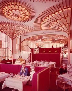 The American Restaurant, Kansas City by glen.h, via Flickr