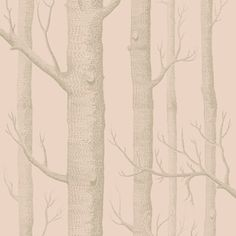 Buy Cole & Son Whimsical Woods Wallpaper online with Houseology's Price Promise. Full Cole & Son collection with UK & International shipping. Cream Wallpaper, Feature Wallpaper, Wood Wallpaper, Print Wallpaper, Original Wallpaper, Luxury Wallpaper, Custom Wallpaper, Wallpaper Ideas, Pattern Wallpaper
