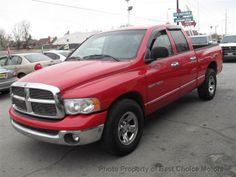 2004 Used Dodge Ram 1500 SLT at Best Choice Motors Serving Tulsa, OK, IID 11636910