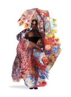 Anything goes in 'World of WearableArt' exhibit at EMP