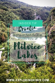 A guide to make the most of your time at Plitvice Lakes, including suggested route, bus information and baggage storage.