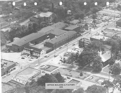 Front St in Cuyahoga Falls, OH in 1955 - Photo posted on Facebook by John McMillan.