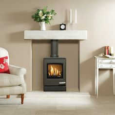 Yeoman CL3 Gas Stove - Gas Stoves - All Stoves - Stoves Are Us