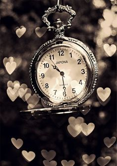 Time of Your Life - 50 Awesome Examples of Bokeh Photography Bokeh Photography, Levitation Photography, Exposure Photography, Abstract Photography, Father Time, Old Clocks, Jolie Photo, Vintage Watches, Black And White Photography