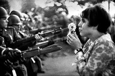 """""""Instead of hating the people you think are war-makers, hate the appetites and disorder in your own soul, which are the causes of war. If you love peace, then hate injustice, hate tyranny, hate greed - but hate these things in yourself, not in another."""" Thomas Merton """"Top 10 Nonviolent Protests - Photo Essays - TIME"""""""