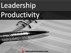 Get your free copy of Leadership Productivity Book at:  http://clika.pe/l/9510/43535/