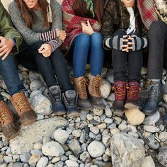 Fall is the season for new friendships, new adventures, and new styles. So seek the unknown in must-have boots made for whatever comes your way. #sperry #boots