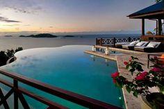 Tingalayo Villa, Caribbean
