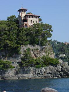 Villa in Portifino, Italy