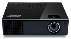 TodoparaelPC os presenta el proyector Acer P1500, un proyector con tecnología DLP,  resolución Full HD, dirección movimiento objetivo, luminosidad de 3.000 ANSI lumens, relación de contraste 10.000 :1 y resolución máxima vertical de 1.200 Pixels.  Proyecta con nitidez total en cualquier sala.