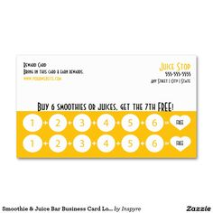 Hot Dog Cut Out Punch Cards Card Templates And Business Cards - Business punch card template free