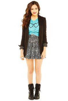 Bethany Mota Teen Vogue