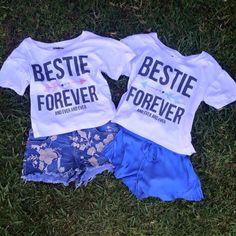 Bestie Forever! $250 MXN c/u. Los diseños más orginales de mejores amigas los…