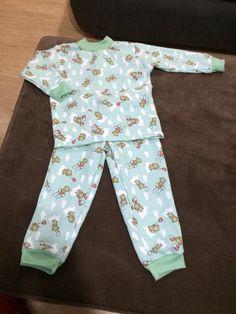 Pijama de algodão!!