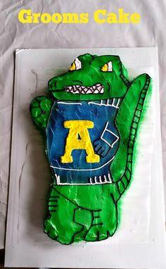 Grooms Cake I made