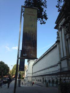 The #EY Exhibition: Late Turner Tate Britain (10 September 2014 - 25 January 2015) #EYTate #LateTurner