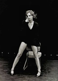 Vogue - Mylene Farmer - Sep 1999 by Peter Lindbergh