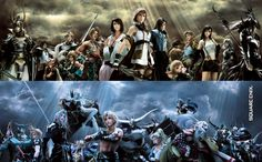 How did your predictions for Dissidia 012 turn out? Was it all you hoped for, or one of the greatest disappointments yet from the Final Fantasy series? Yuna Final Fantasy, Final Fantasy Characters, Fantasy Series, Fantasy Art, Fantasy Life, Best Pc Games, Fantasy Posters, Game Concept Art, Hd Wallpaper