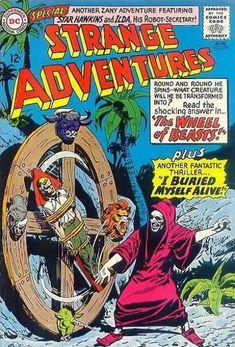 Dc Comics - The Wheel Of Beasts - Buried Myselfd Alive - Palm Trees - Beach