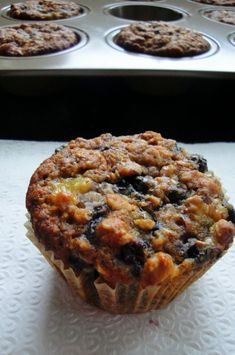... muffins on Pinterest | Whole wheat muffins, Mixed berries and Pumpkin