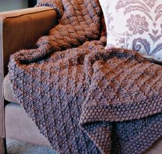 BASKETWEAVE AFGHAN CROCHET PATTERN - Crochet — Learn How to Crochet