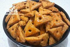 Pizza Kraker (Mutlaka Deneyin) – Nefis Yemek Tarifleri – Yemek Tarifleri – Resimli ve Videolu Yemek Tarifleri Pizza, Apple Pie, Sweet Potato, Food And Drink, Potatoes, Cookies, Vegetables, Desserts, Recipes