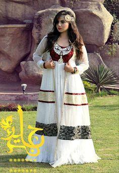 Jannat Nazir Exclusive Party Wear Dresses 2015 | BestStylo.com