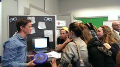 Benedikt Fial berichtet über seine #Lehre bei www.promomasters.at am #ITKarrieretag in Salzburg.