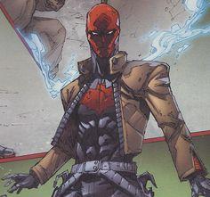 Red Hood (former Robin Jason Todd)