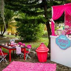 Cupcake Decorating Party - Cupcake Decorating