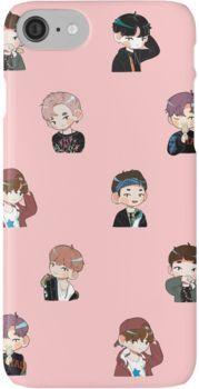 BTS Mini (YNWA) Set iPhone 7 Cases