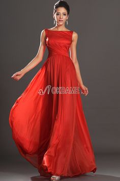 Red Velvet Chiffon bridesmaid dresses New Style 2016 A Line Red Velvet  Chiffon Bateau Floor Length Sleeveless Bridesmaid Dress have the lastest  design ... 0f02c266803