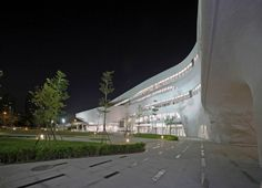 National Library of Public Information / J. J. Pan & Partners