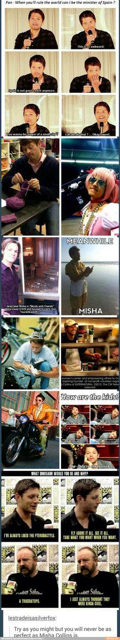 Best of misha tumblr/ ifunny