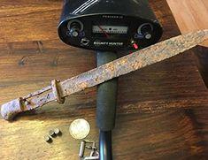 Amazon.com : Bounty Hunter TK4 Tracker IV Metal Detector : Hobbyist Metal Detectors : Garden & Outdoor