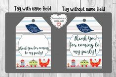 Personalised In The Night Garden Party Boxes Party In A Box, I Party, Night Garden, Personalised Box, Vibrant Colors, Invitations, Birthday, Tags, Birthdays