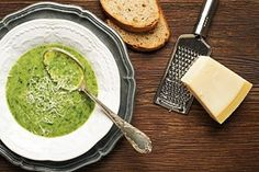 Swiss chard, most popular in Mediterranean countries, is a powerhouse of nutrition and vitamins. Try this recipe for Swiss chard herb and feta soup today. Green Bean Salads, Green Bean Recipes, Green Beans, Gourmet Recipes, Soup Recipes, Salad Recipes, Beans Recipes, Spring Soups, European Dishes