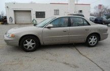 2001 BUICK REGAL    121,079 Miles      Sedans and Coupes      Automatic   cylinders    engine                               $750 DOWN $250 /MONTH