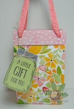 Fruit Stand Gift Bag